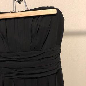 David's Bridal Dresses - LIKE NEW | David's Bridal Strapless Chiffon Dress